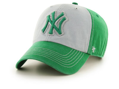 New York Yankees '47 MLB St Patty's Mcgraw CLEAN UP Cap
