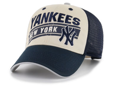 New York Yankees '47 MLB Mass Raster CLEAN UP Cap