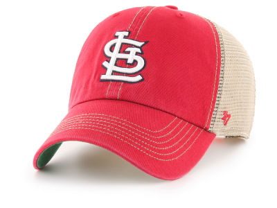 St. Louis Cardinals '47 MLB Trawler CLEAN UP Cap