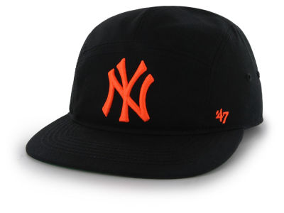 New York Yankees '47 MLB Bergen Five Panel Cap