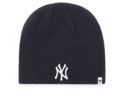 New York Yankees '47 MLB Raised Beanie Knit