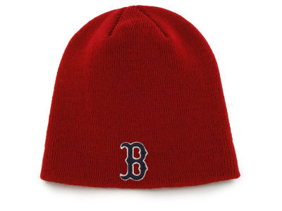 Boston Red Sox '47 MLB Raised Beanie Knit