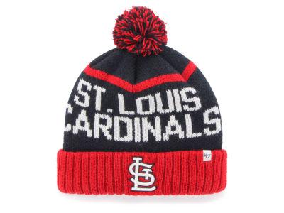 98487d191 St. Louis Cardinals  47 MLB Linesman Cuff Knit
