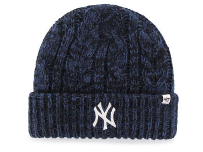 New York Yankees '47 MLB Women's Prima Cuff Knit