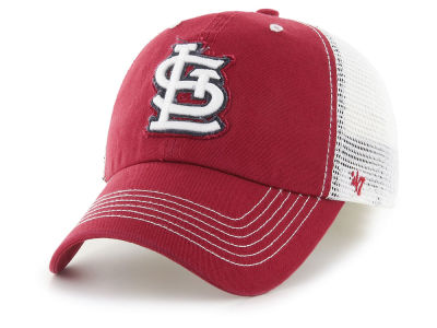 St. Louis Cardinals '47 MLB Taylor Mesh CLOSER Cap