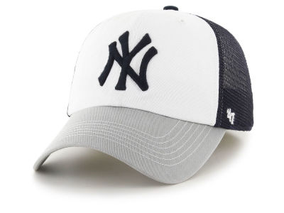 New York Yankees '47 MLB Mckinley Mesh CLOSER Cap