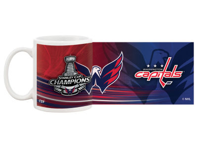 Washington Capitals 11oz Coffee Mug