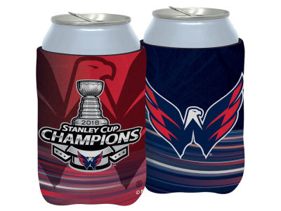Washington Capitals 2018 NHL Stanley Cup Champ Team Can Cooler