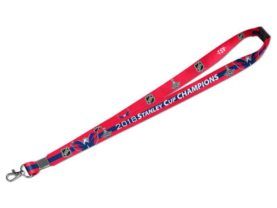 Washington Capitals Sublimated Lanyard