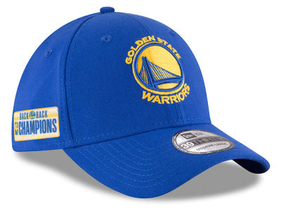 Golden State Warriors New Era 2018 NBA Champ Back 2 Back 39THIRTY Cap
