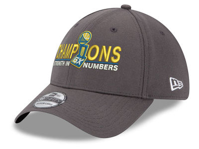 35220a4be7b Golden State Warriors New Era 2018 NBA Strength in Numbers 39THIRTY Cap