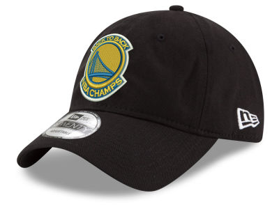 Golden State Warriors New Era 2018 NBA Back to Back Logo 9TWENTY Cap