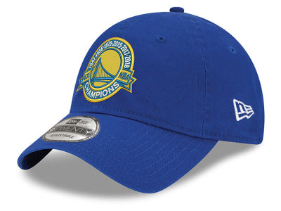 Golden State Warriors New Era 2018 NBA 6X Champ Gate 9TWENTY Cap