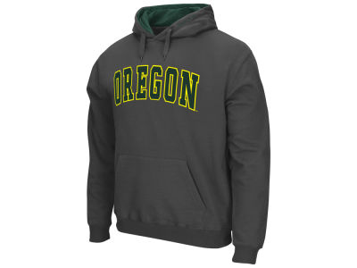 Oregon Ducks Colosseum NCAA Men's Arch Logo Hoodie
