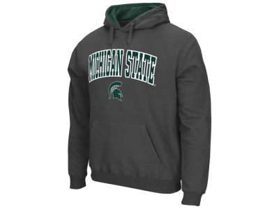 Michigan State Spartans Colosseum NCAA Men's Arch Logo Hoodie