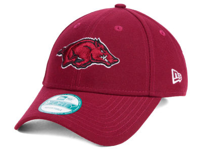 Arkansas Razorbacks New Era NCAA League 9FORTY Cap