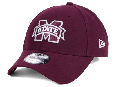 Mississippi State Bulldogs New Era NCAA League 9FORTY Cap