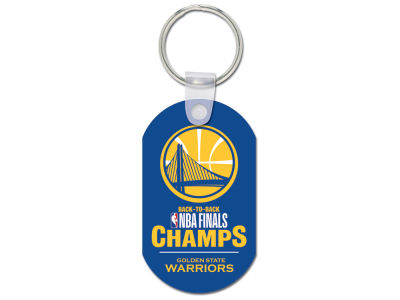 Golden State Warriors Wincraft Metal Key Ring - EVENT