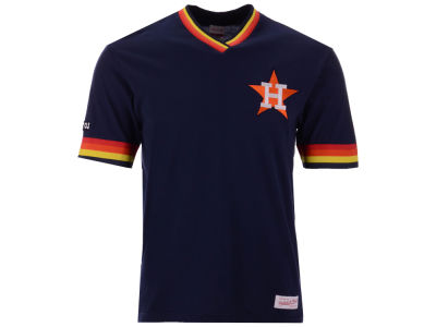 Houston Astros MLB Men's Coop Overtime Vintage Top T-shirt