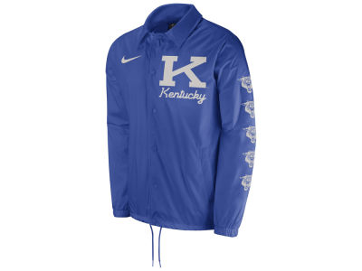Kentucky Wildcats Nike NCAA Men's Vault Coaches Jacket