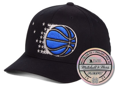 aab9fe6839a Orlando Magic Mitchell   Ness NBA HWC 110 Flexfit Snapback Cap
