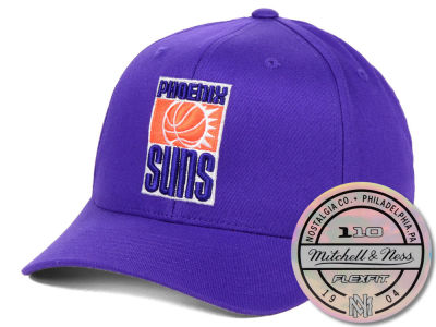 new style 78e2e 8de40 coupon for phoenix suns mitchell ness nba hwc 110 flexfit snapback cap  2ef5f c12dd