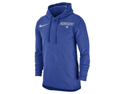 Kentucky Wildcats Nike NCAA Men's Dri-Fit Hooded Long Sleeve T-Shirt