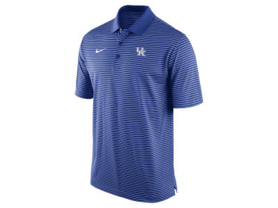 Kentucky Wildcats Nike NCAA Men's Stadium Stripe Polo