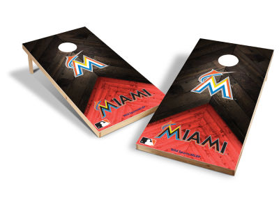 Miami Marlins Wild Sports Premium Tailgate Toss