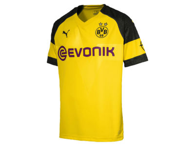 Borussia Dortmund Puma Youth Club Team Away Stadium Jersey