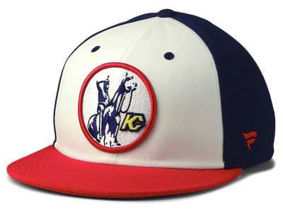 Kansas City Scouts NHL Tri-Colour Throwback Snapback Cap