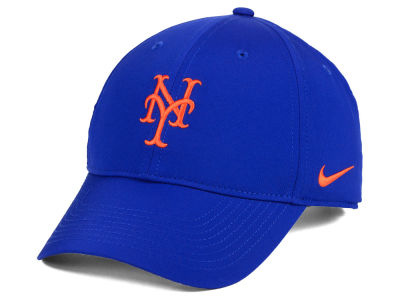 New York Mets Nike MLB Legacy Performance Cap