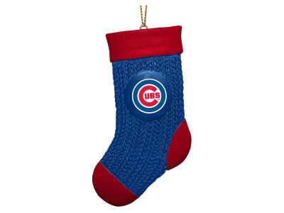Chicago Cubs Memory Company Stocking Ornament