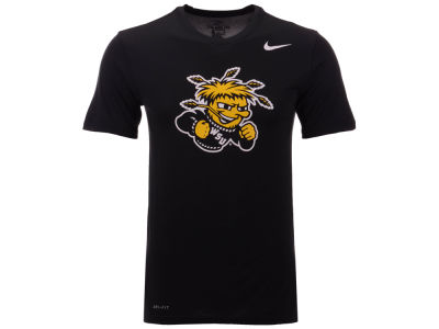 Wichita State Shockers Nike NCAA Men's Dri-Fit Legend 2.0 Logo T-Shirt