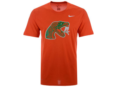 Florida A&M Rattlers Nike NCAA Men's Dri-Fit Legend 2.0 Logo T-Shirt