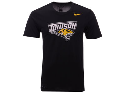 Towson University Tigers Nike NCAA Men's Dri-Fit Legend 2.0 Logo T-Shirt