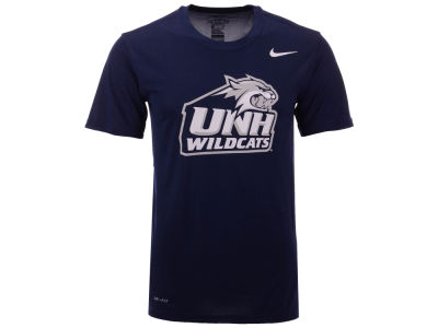 New Hampshire Wildcats Nike NCAA Men's Dri-Fit Legend 2.0 Logo T-Shirt