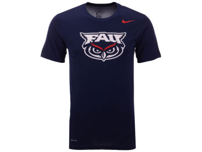 Florida Atlantic Owls Nike NCAA Men's Dri-Fit Legend 2.0 Logo T-Shirt
