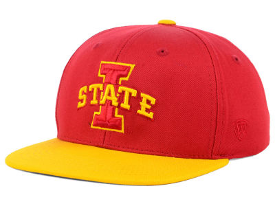 Iowa State Cyclones Top of the World NCAA Youth Maverick Snapback Cap