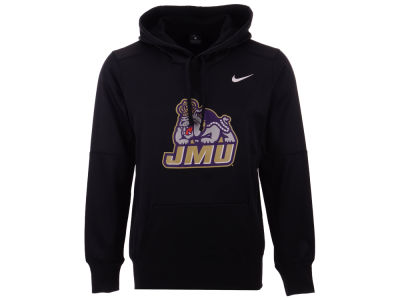 James Madison Dukes Nike NCAA Men's Therma Logo Hoodie