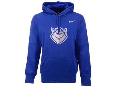 Saint Louis Billikens Nike NCAA Men's Therma Logo Hoodie