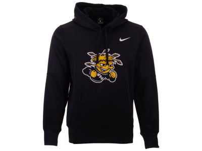 Wichita State Shockers Nike NCAA Men's Therma Logo Hoodie