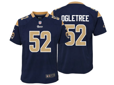 Los Angeles Rams Alec Ogletree Nike NFL Youth Game Jersey
