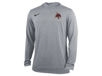 Texas State Bobcats Nike NCAA Men's Dri-Fit Hoodie