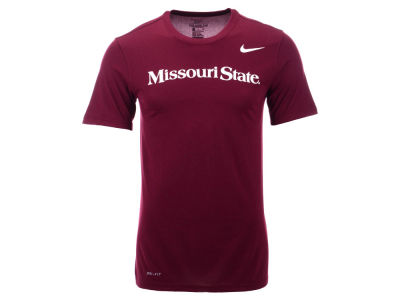 Missouri State Bears Nike NCAA Men's Dri-Fit Legend Wordmark T-Shirt