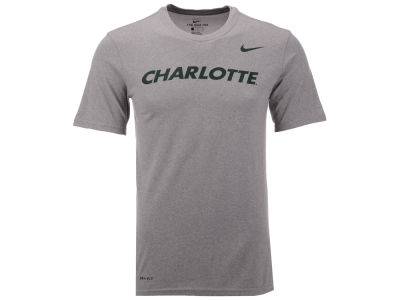 Charlotte 49ers Nike NCAA Men's Dri-Fit Legend Wordmark T-Shirt