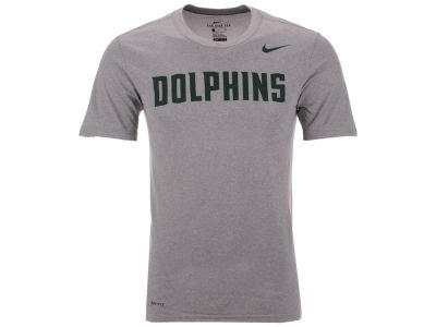 Jacksonville Dolphins Nike NCAA Men's Dri-Fit Legend Wordmark T-Shirt