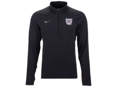 Butler Bulldogs Nike NCAA Men's Heather Dri-Fit Element Quarter Zip Pullover