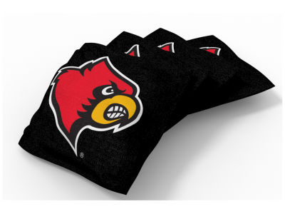 Louisville Cardinals Wild Sports Authentic Bean Bags