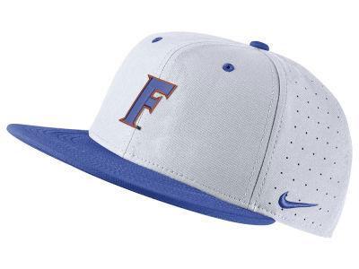 75fbcbd80d0 Florida Gators Nike NCAA Aerobill True Fitted Baseball Cap